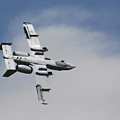 Roll Over Wafb 09 A10 Thunderbolt 2 by David Dunham