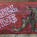Roll Tide - Large by Racquel Morgan