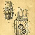 Rolleiflex Medium Format Twin Lens Reflex Tlr Patent by Edward Fielding