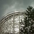 Roller Coaster 4 by Sara Stevenson