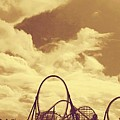 Roller Coaster Rides by Peggy Leyva Conley
