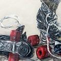 Roller Skates by Camellia Jiles