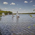 Rollesby Broad by Ralph Muir