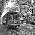 Rollin' Thru New Orleans 2 Bw by Steve Harrington
