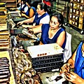 Rolling Cigars In Honduras by Beauty For God