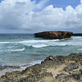 Rolling Waves On The Beach Known As Boca Keto by DejaVu Designs