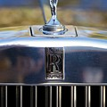 Rolls Royce Grill by Brooke Roby