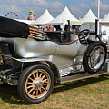 Rolls Royce Silver Ghost by Graham Smith
