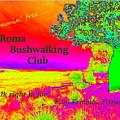 Roma Bushwalking Club by Su Short