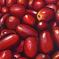 Roma Tomatoes by Patty Vicknair