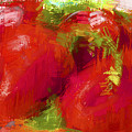 Roma Tomatoes by Ron Jones