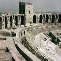 Roman Amphitheatre, Arles by Granger