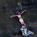 Roman And Crucifix by Susan Isakson