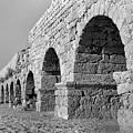 Roman Aqueduct by Tal Bedrack