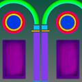 Roman Arctiecture Doors by Charles Stuart