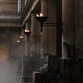 Roman Baths by Amanda Barcon