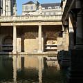 Roman Baths by TL Randleman