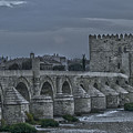 Roman Bridge In Cordoba II by Peter Hayward Photographer