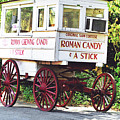 Roman Candy by Scott Pellegrin