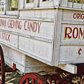 Roman Chewing Candy - Surreal by Scott Pellegrin