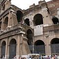 Roman Coliseum by Tracy Dugas