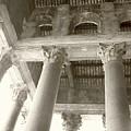 Roman Columns by Barbie Corbett-Newmin