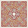 Roman - Earth by Fine Art Labyrinths