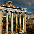 Roman Forum by Harry Spitz