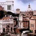 Roman Forum by Warren Home Decor