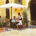 Roman Lunch by Paul Milner