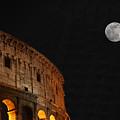 Roman Moon by Scott Gray