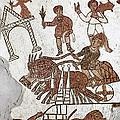 Roman Mosaic: 5th Century by Granger