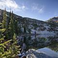 Roman Nose Lake by Idaho Scenic Images Linda Lantzy