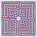 Roman - Passion by Fine Art Labyrinths