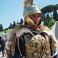 Roman Legion Pride by Brenda Kean