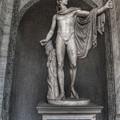 Roman Statue by Miguel Pardo