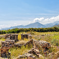 Roman Villa Ruins On Crete by Antony McAulay