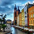 Romance In Krakow by Kasia Bitner