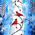 Romance In The Snow by Cathy Jacobs