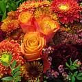 Romance Of Autumn by Rosita Larsson