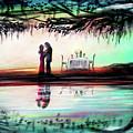 Romance Under The Oaks by Patricia L Davidson