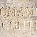 Romanee Conti by Nadia Seme
