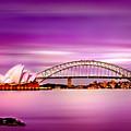 Romantic Harbour  by Az Jackson