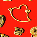Romantic Heart Decorations by Jorgo Photography - Wall Art Gallery