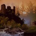 Romantic Landscape  by Fabio Rossi
