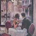 Romantic Meeting 2 by Roy Pedersen