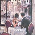 Romantic Meeting 3 by Roy Pedersen