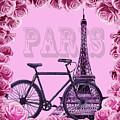 Romantic Ride To Paris by Irina Sztukowski