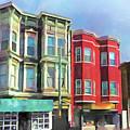 Romantic San Francisco by Lutz Baar