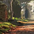 Rome, Appian Way - 05 by Andrea Mazzocchetti